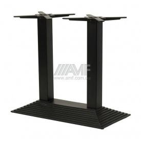База для столу AMF Піраміда дабл 720x700x400 мм чорний