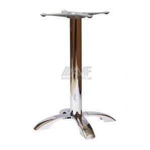 База для столу AMF Амелія HK-2 720x550x550 хром
