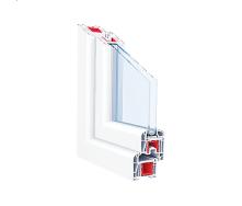 Металлопластиковое окно KBE 70 QT