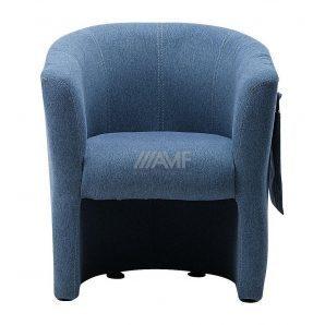 Детское кресло AMF Капризулька Сидней-27 550x630x470 мм синий