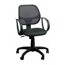 Крісло AMF Біт АМФ-8 сітка чорна 64x64x90 см