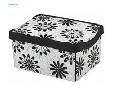 Коробка декорована
