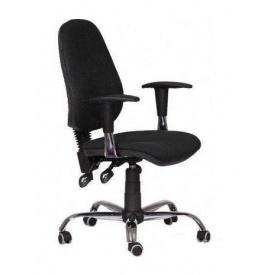 Кресло AMF Бридж Хром Розана-17 64x64x88 см
