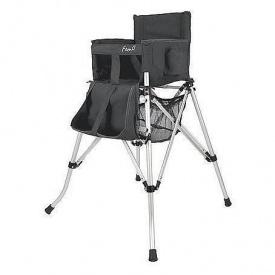 Дитячий стільчик для годування FemStar -One2Stay Folding Highchair сірий