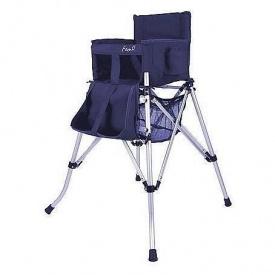 Дитячий стільчик для годування FemStar -One2Stay Folding Highchair блакитний