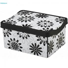 Коробка декорированная