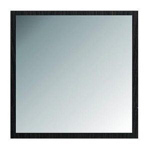 Настенное зеркало AMF Берлин UK-380 820х820х32 мм венге магия
