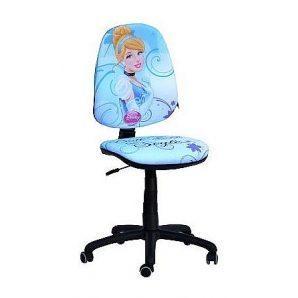 Кресло детское AMF Поло 50 Дисней Принцесса Золушка 670х670х1060 мм