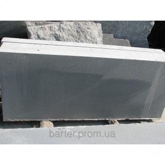 Бордюр гранітний з лабрадориту ГП-5