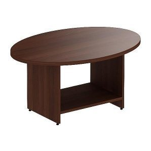 Журнальный столик AMF Магистр МГ-315 950х650х450 мм орех темный
