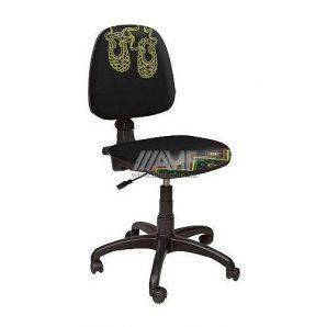 Кресло детское AMF Престиж Люкс LB Украина №4 440х500х1045 мм