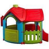 Дитячий ігровий будиночок PalPlay Triangle Villa with extension