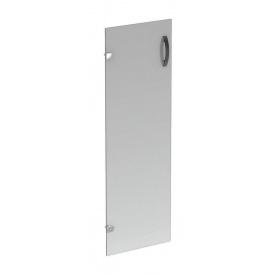 Дверцята для трьохсекційні шафи AMF Uno R-84 390x4x1150 мм стекланная