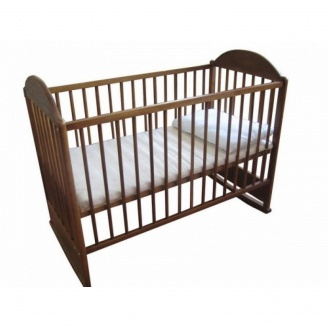 Ліжечко для дитини Сімба тик 120х60 см