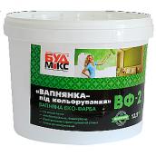 Известковая краска БудМикс ВФ-2 Колор 12,5 кг