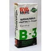 Шпаклівка вапняна Будмікс В-3 Штук 3-Гладь 15 кг