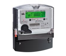 Счетчик электроэнергии NIK 2303 АРП2 1100 трехфазный электронный 3х220/380В