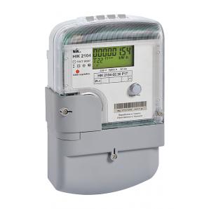 Лічильник електроенергії NIK 2104-02.20TВ однофазний електронний 220 В