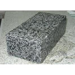 Бруківка гранітна пиляна термо лабрадорит 20х10х5 см