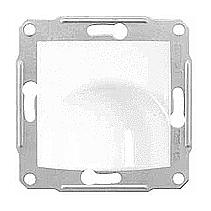 Кабельная розетка Schneider Electric Sedna SDN5500121 71х71х48 мм белый