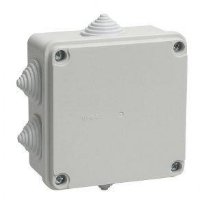 Распределительная коробка IEK KM41233 100x100x50 мм