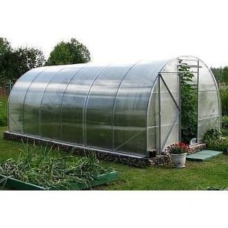 Сотовый поликарбонат SOTON 6 мм 2,1х6 м прозрачный