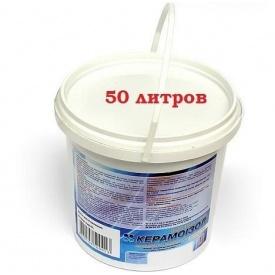 Жидкая теплоизоляционная композиция Керамоизол 50 л