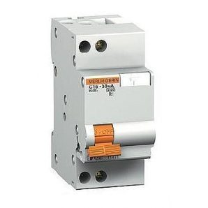 Дифференциальный автоматический выключатель Schneider Electric АД63 2п 40A C 300мА