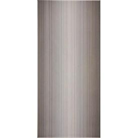 Керамическая плитка Inter Cerama STRIPE для стен 23x50 см серый темный