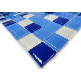 Мозаика VIVACER MixC011 2,5х2,5 cм 30х30 cм