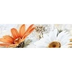 Бордюр Inter Cerama PLESIRE 23x7,5 см белий
