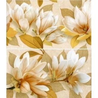 Декор-панно Inter Cerama SAFARI 46x40 см коричневий (П 73 031-1)