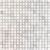 Мозаика мраморная VIVACER SPT 025 1,5х1,5 см