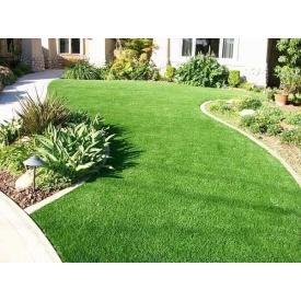 Искусственная газонная трава для участка