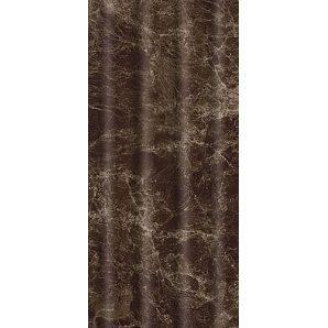 Керамическая плитка Inter Cerama EMPERADOR для стен рельефная 23x50 см коричневый темный