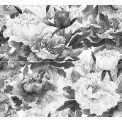 Декор-панно Inter Cerama METALICO 46x50 см серый