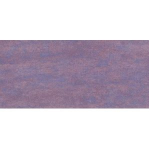 Керамическая плитка Inter Cerama METALICO для стен 23x50 см фиолетовый темный