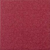 Керамическая плитка Inter Cerama BRINA для пола 35x35 см розовый