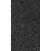 Керамічна плитка Inter Cerama FLUID для стін 23x40 см чорний