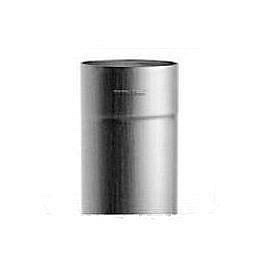Водосточная труба RHEINZINK 3 м 80 мм платина