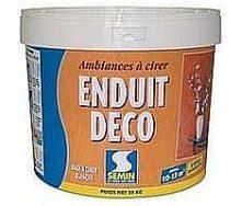 Шпаклевка декоративная Semin ENDUIT DECO 20 кг