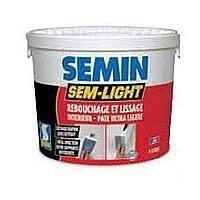 Шпаклевка Semin SEM-LIGHT сверхлегкая безусадочная 5 л