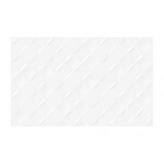 Плитка керамічна Golden Tile Relax для стін 250х400 мм білий (490051)