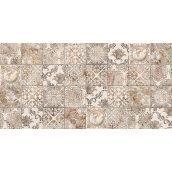 Плитка керамическая BELANI Декор Рамина 50х25 см бежевый
