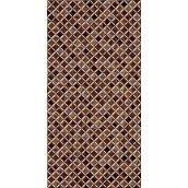 Плитка керамическая BELANI Симфония 25х50 см темно-коричневый