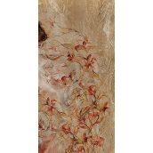 Плитка керамическая BELANI Панно Флоренция 2 50х25 см коричневый