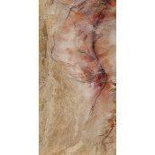 Плитка керамическая BELANI Панно Флоренция 3 50х25 см коричневый