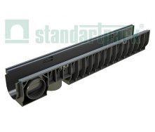 Лоток водоотводной пластиковый PolyMax Basic ЛВ-10.16.16-ПП (8000)