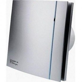 Вентилятор Soler & Palau Silent-100 CZ Silver Design