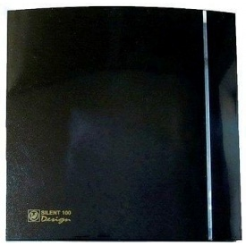 Вентилятор Soler&Palau Silent-100 CZ Black Design -4C